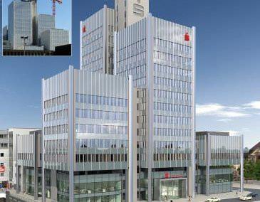 Sparkasse Hannover – Sanierung